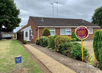 Thumbnail 2 bed semi-detached bungalow for sale in Clover Lane, Kingsthorpe, Northampton