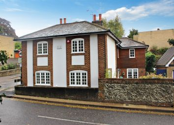 Thumbnail 4 bed detached house for sale in Branch Road, St.Albans
