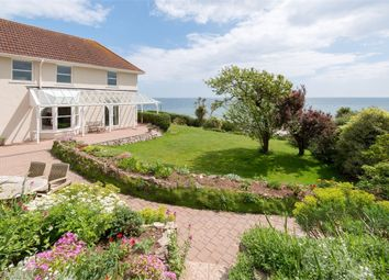 Thumbnail 5 bedroom detached house for sale in Marine Parade, Budleigh Salterton