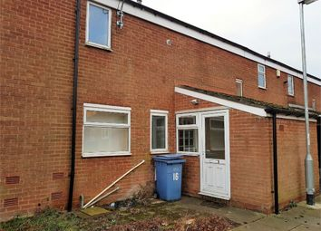 Thumbnail 2 bed terraced house to rent in Kent Close, Worksop, Nottinghamshire