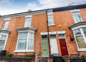 Thumbnail Terraced house for sale in Norfolk Street, Leicester