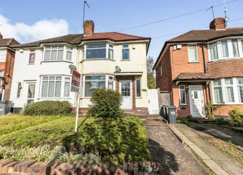 Thumbnail 2 bed semi-detached house for sale in Rocky Lane, Perry Barr, Birmingham