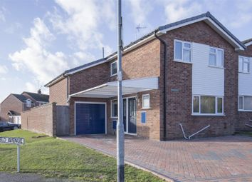 Thumbnail 4 bed detached house for sale in Overfield Avenue, Market Harborough