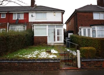 Thumbnail 2 bed semi-detached house to rent in Baltimore Road, Great Barr