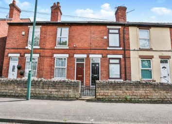 Thumbnail 2 bed terraced house to rent in Bestwood Road, Bulwell, Nottingham
