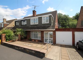 Thumbnail 3 bedroom semi-detached house for sale in Trelleck Road, Reading