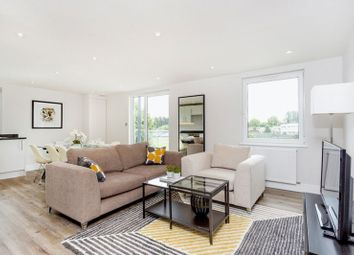 Thumbnail 2 bed flat to rent in Cambridge Road, Kingston