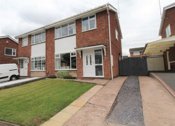 3 bed semi-detached house for sale in Catkin Walk, Rugeley WS15