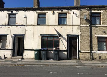 Thumbnail 1 bed terraced house to rent in Parrat Row, Bradford