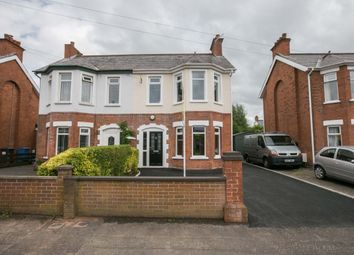 Thumbnail 3 bedroom semi-detached house for sale in Cicero Gardens, Castlereagh, Belfast