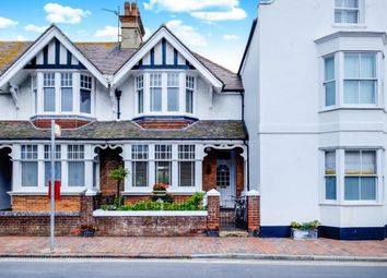 Thumbnail 3 bed terraced house for sale in High Street, Rottingdean, Brighton, East Sussex