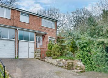 Thumbnail 4 bed semi-detached house for sale in Ferney Hill Avenue, Redditch