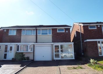 Thumbnail 3 bed semi-detached house for sale in Manor Gardens, Birmingham, West Midlands