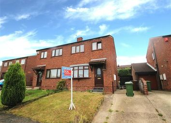 Thumbnail 3 bed semi-detached house for sale in Beacon Drive, Upton, Pontefract