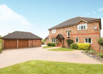 Thumbnail 4 bed detached house for sale in Vinegar Hill, Alconbury Weston, Huntingdon