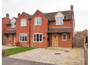 Thumbnail 3 bed semi-detached house for sale in St. Aidans Row, Aston Somerville, Broadway