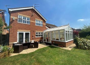 Thumbnail 4 bed detached house for sale in 9 Roos Close, Beverley