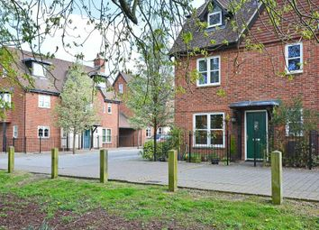 Thumbnail 3 bed town house for sale in Barnes Wallis Avenue, Christs Hospital, Horsham