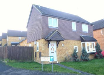 Thumbnail 4 bed terraced house to rent in Fieldfare Green, Birds Estate