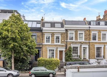 Thumbnail 3 bed terraced house for sale in Leighton Road, Kentish Town, London
