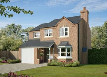 Thumbnail 3 bed detached house for sale in The Rufford 2, Wharford Lane, Runcorn, Cheshire