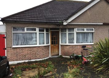 Thumbnail 2 bed semi-detached bungalow to rent in Fairfield Close, Hornchurch