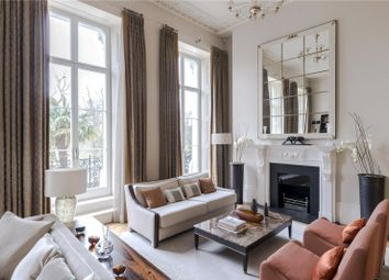 Thumbnail 3 bed flat to rent in Lancaster Gate, Bayswater