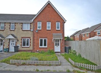Thumbnail 3 bed terraced house to rent in Modern End-Of-Terrace, Longtown Grove, Newport