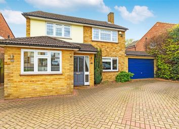 Thumbnail 4 bed detached house for sale in Conway Road, Taplow, Buckinghamshire