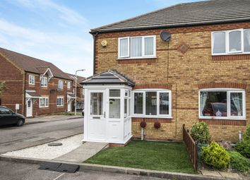 Thumbnail 2 bedroom end terrace house for sale in Wyld Close, West Bromwich