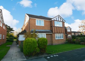 Thumbnail 2 bed flat for sale in Bamford Close, Heald Green, Cheadle