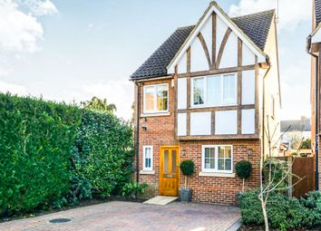 Thumbnail 4 bedroom detached house for sale in Millfield Close, London Colney, St. Albans