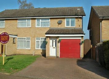 Thumbnail 3 bedroom semi-detached house for sale in Talavera Close, Cherry Orchard, Daventry
