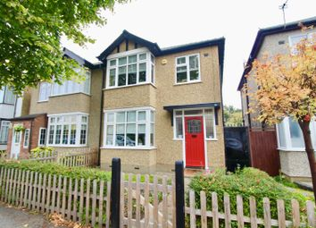 Thumbnail 3 bed semi-detached house for sale in Lytton Road, Romford