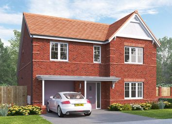 "Thumbnail 4 bed detached house for sale in ""The Overbury"" at Harrowgate Lane, Stockton-On-Tees"