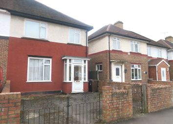 Thumbnail 3 bed semi-detached house for sale in Burns Avenue, Feltham