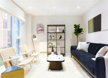 Thumbnail 3 bed flat for sale in London Lane, 22 London Lane