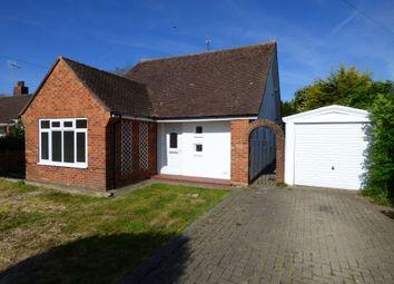 Thumbnail 3 bed detached bungalow to rent in Broadmark Lane, Rustington, Littlehampton