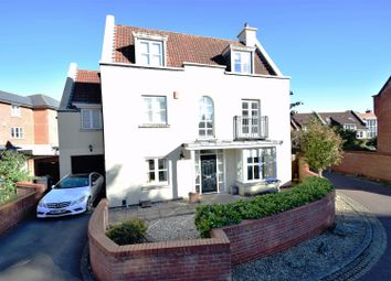 Thumbnail 5 bed detached house for sale in Royal Victoria Park, Brentry, Bristol