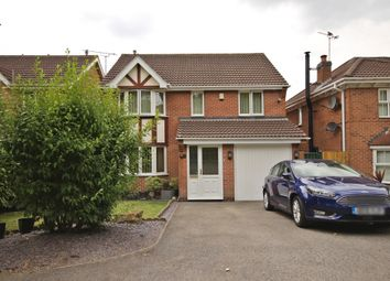 Thumbnail 4 bed detached house for sale in Newlyn Drive, Alfreton