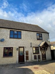 Thumbnail 2 bed terraced house for sale in Campden Close, Witney