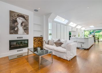 Thumbnail 4 bed terraced house for sale in Selwyn Avenue, Richmond, Surrey