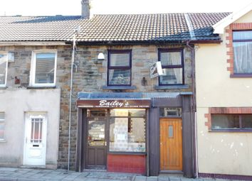 Thumbnail 1 bed terraced house for sale in Duffryn Street, Ferndale