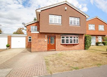 Thumbnail 5 bed detached house for sale in Dickens Close, Hartley, Longfield