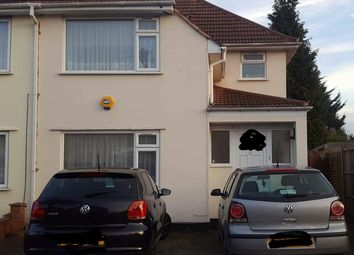 Thumbnail 4 bed semi-detached house to rent in St. Helier Avenue, Hounslow