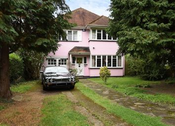 Thumbnail 4 bed detached house for sale in Petersham Road, Richmond, Surrey