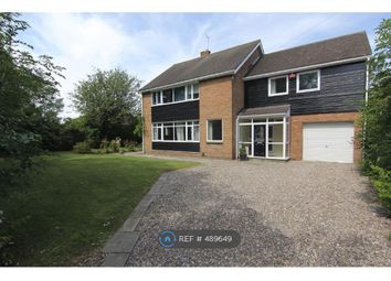 Thumbnail 5 bed detached house to rent in Darlington Road, Stockton