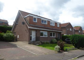 Thumbnail 3 bed semi-detached house to rent in Curriehill Castle Drive, Balerno, Edinburgh