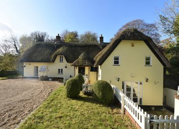 4 bed cottage for sale in High Street, Burbage, Marlborough SN8