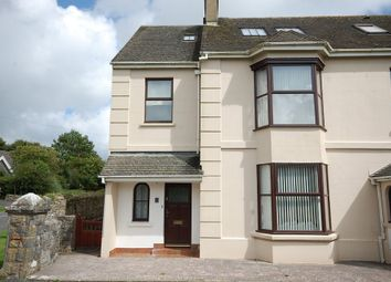 Thumbnail 4 bed end terrace house for sale in Manorbier, Tenby